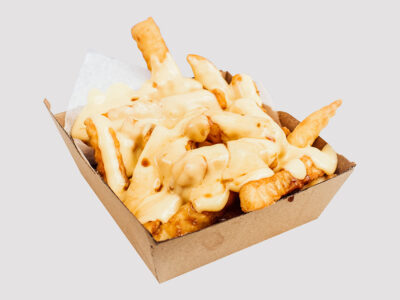 Cheese & Gravy Fries